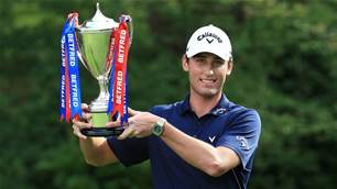 Paratore prevails at British Masters