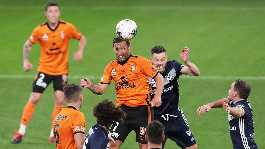 Roar shore up A-League finals spot