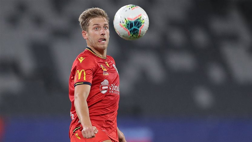 Mauk to captain Adelaide in A-League
