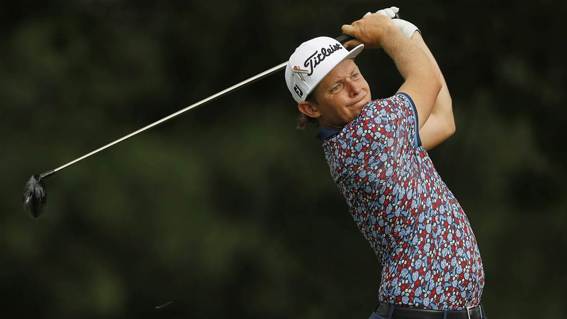 Aussie Smith to fire up for majors