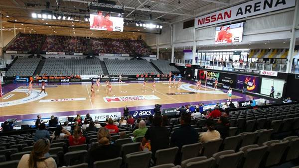 Super Netball's restart reminder of how lucky Australia is