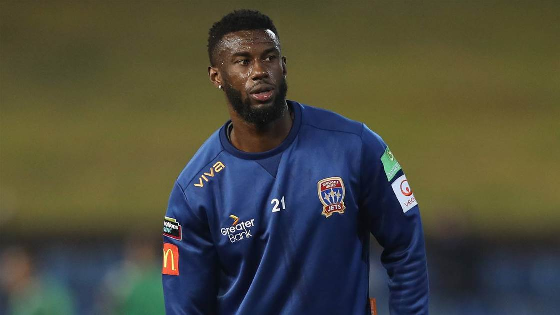 Ibini quits Jets, set to join Wanderers