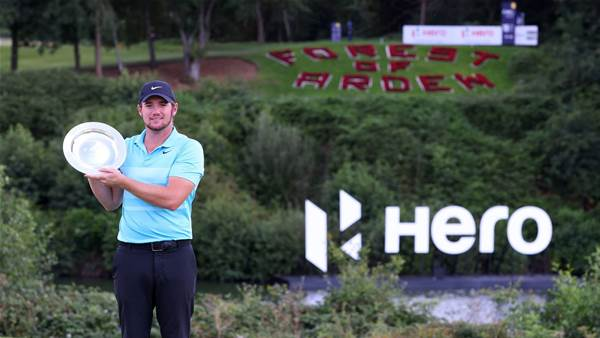 Horsfield wins first European Tour title