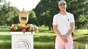 Thomas wins WGC, reclaims No.1 spot