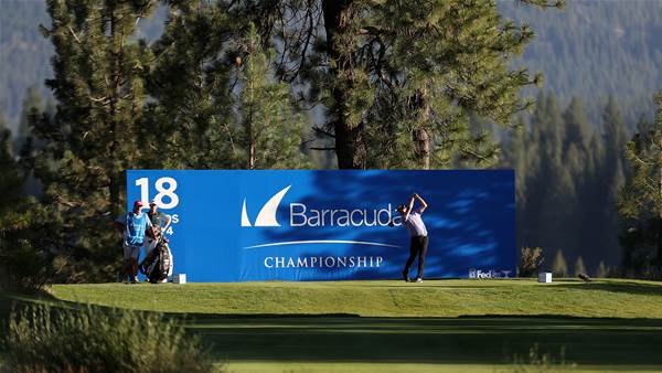 The Preview: Barracuda Championship