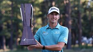 Werenski catches maiden victory at Barracuda Championship