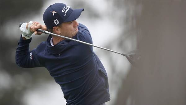 Thomas chases elusive second major