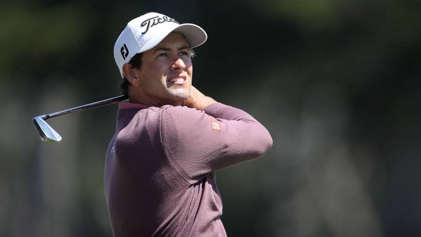 Scott stalls in U.S PGA pursuit