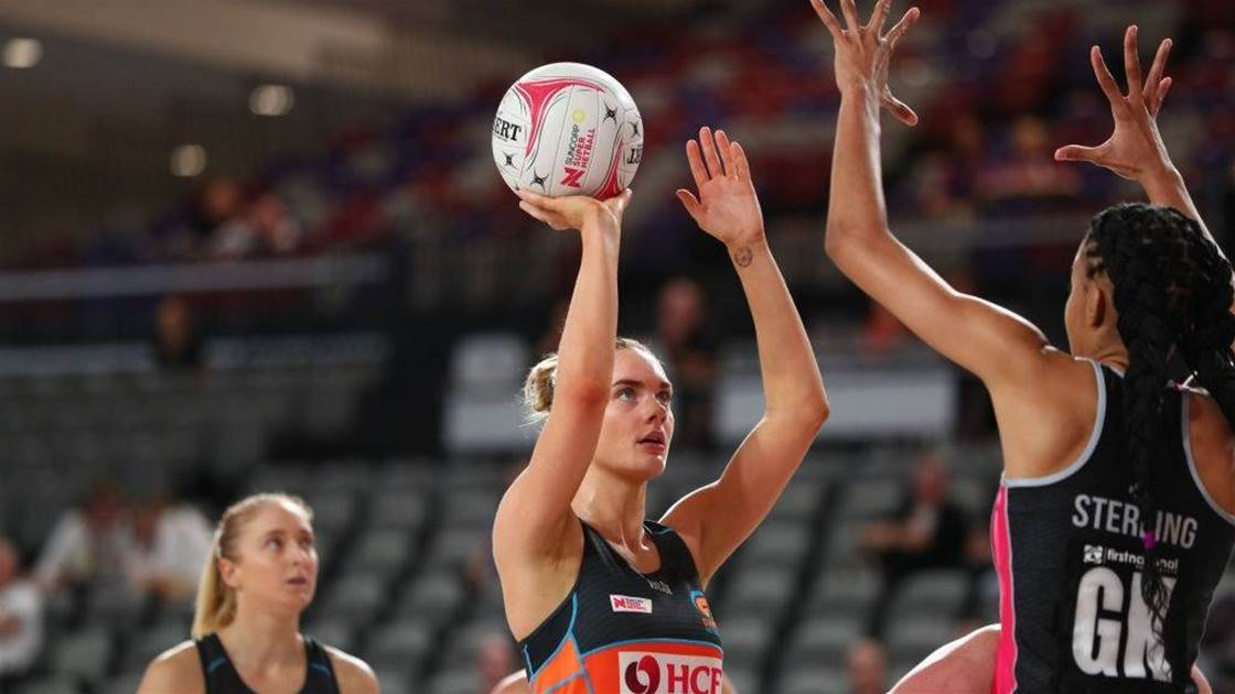 The next crop of Super Netball stars ready to shine