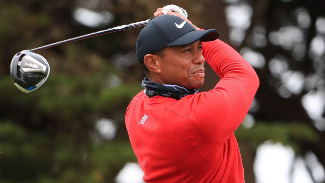 Tiger takes positives from PGA fightback
