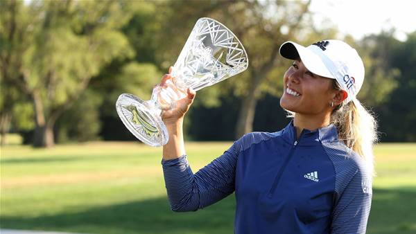 LPGA Tour: Kang lands KO blow
