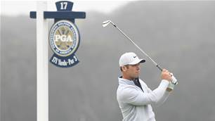 """""""What a shot"""" – Casey tips his hat to Morikawa"""