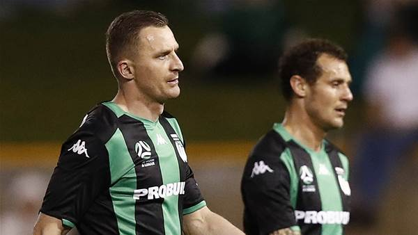 United chase third in City A-League clash