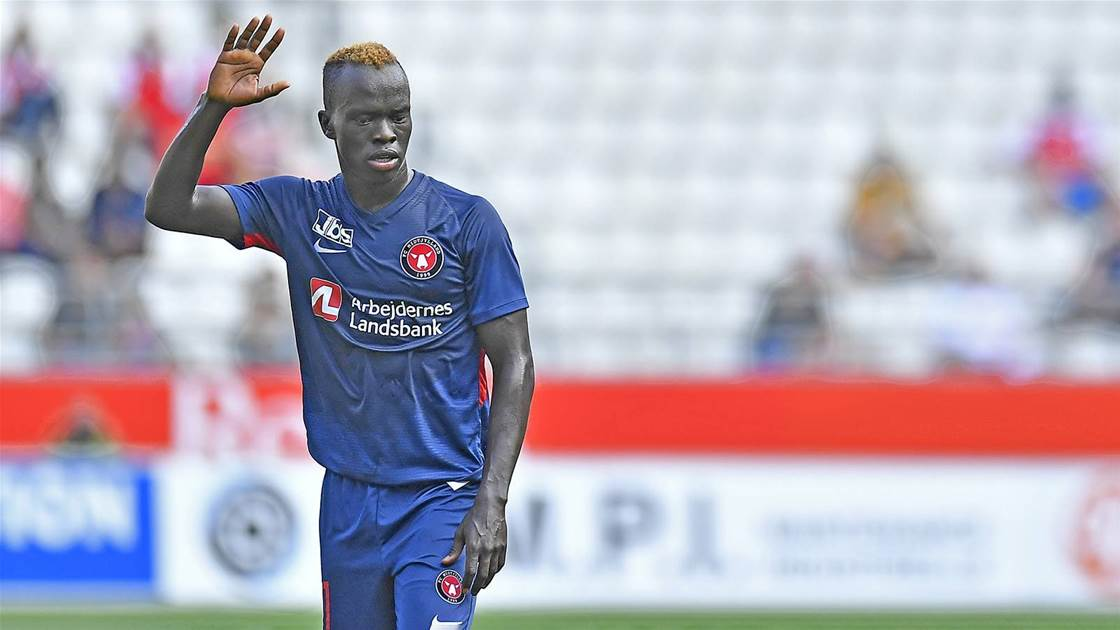 Mabil to fly Aussie flag in Champs League