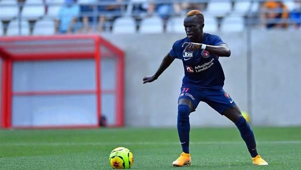 Mabil 'annoyed' despite Champions League progression