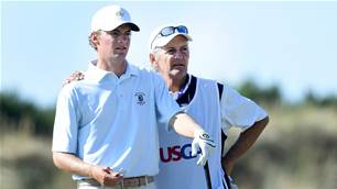 US Walker Cup team announced