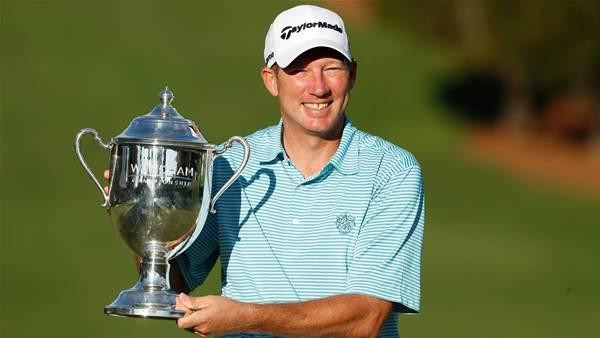 Herman strikes form for PGA Tour victory