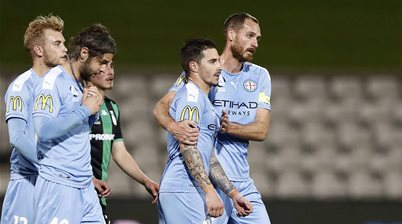 City keeping it cool ahead of do-or-die semifinal
