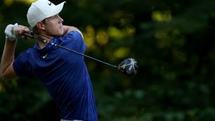 Cam Davis shoots 64 to co-lead Northern Trust