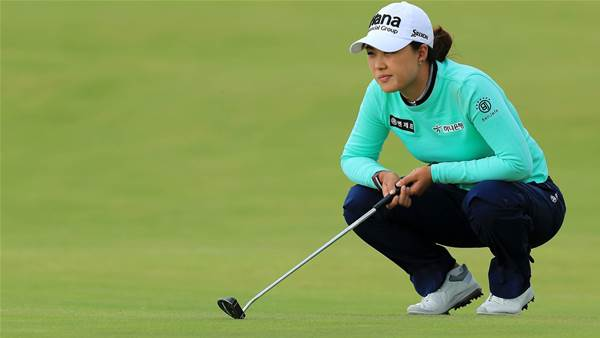 Minjee Lee storms into Women's British Open contention
