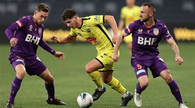Another A-League star set to join Muscat in Belgium