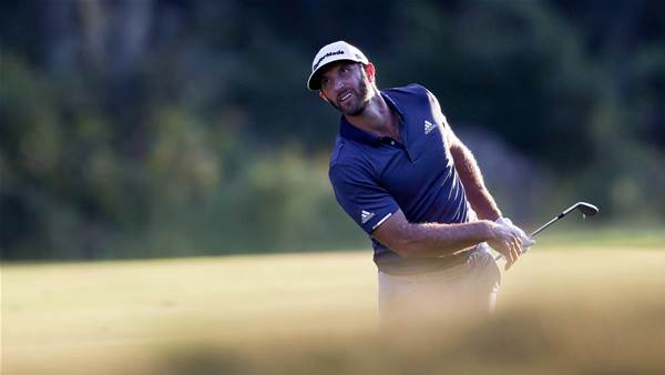 Red-hot Johnson plunders TPC Boston as Davis fades