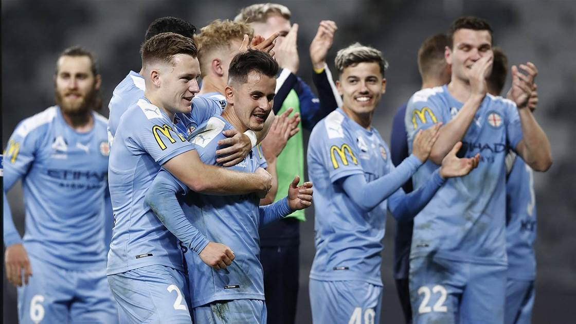 Melbourne City ready for first A-League Grand Final