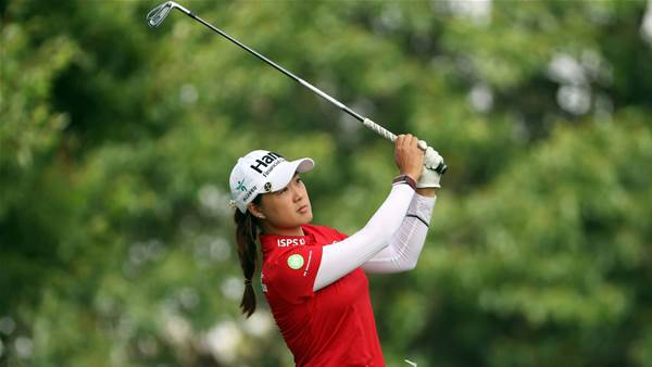 Webb backs Lee & Green at ANA Inspiration
