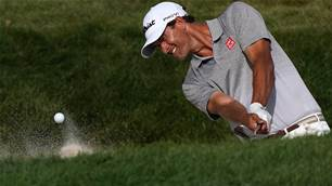 Scott in the hunt at BMW Championship