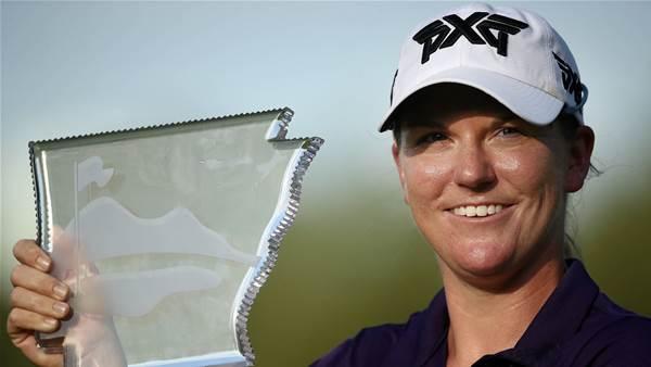 LPGA Tour: Ernst wins, Aussie Kirk 7th