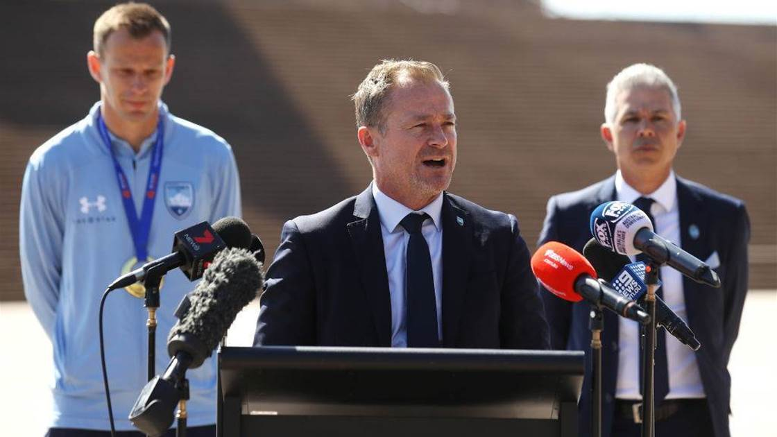 Sydney reject 50% A-League wage cut reports