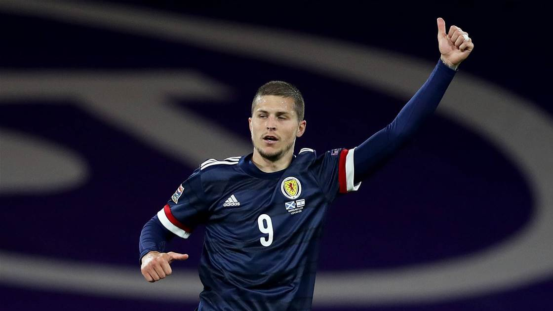 Socceroos miss out: Scotland praises 'excellent' Dykes debut