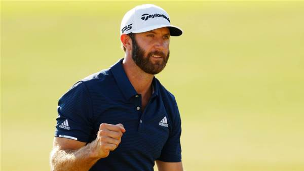 Johnson named PGA Tour Player of the Year