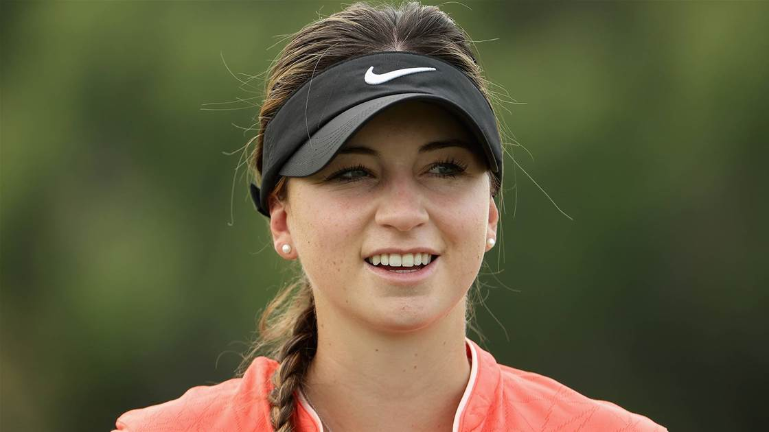 Ruffels & Kirk make LPGA major move