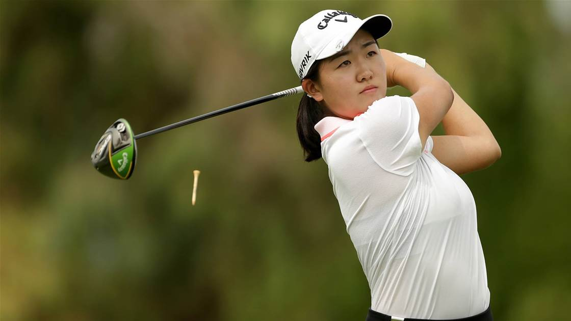 Twenty amateurs added to US Women's Open