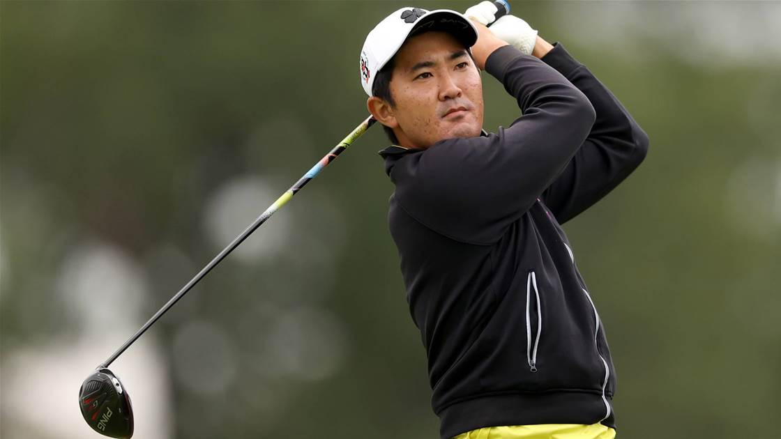 Kanaya plans to 'go for it' at Sony Open