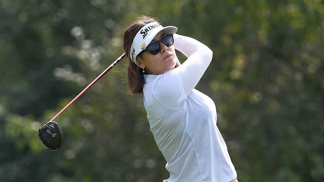 LPGA: Green edges closer to successful title defence