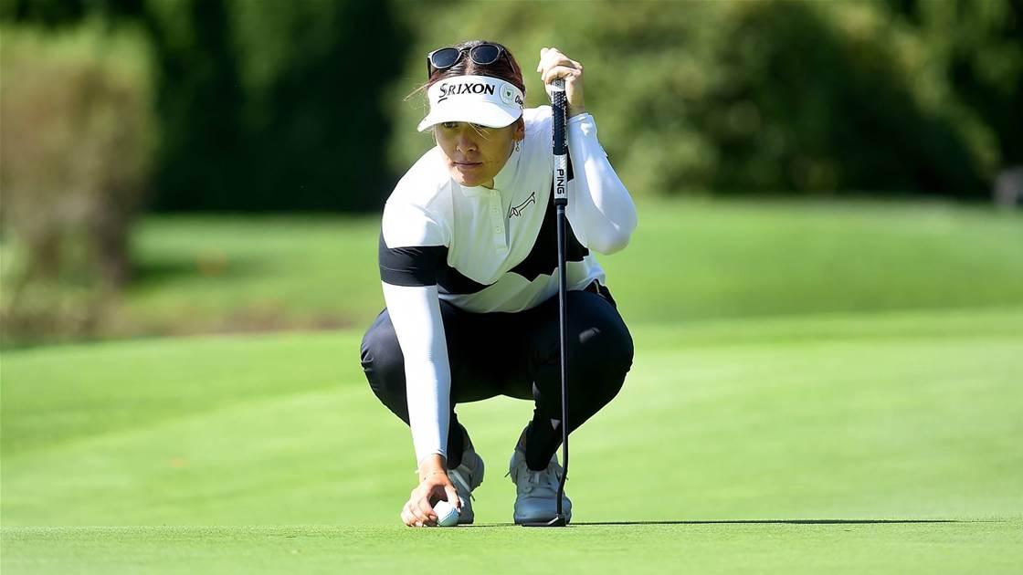 Webb backs Green to defend PGA title
