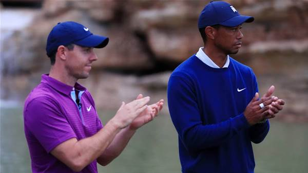 McIlroy backs Tiger to recover from op