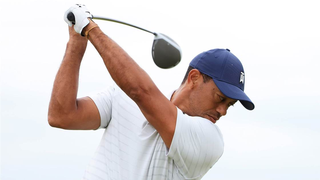 Woods aims for historic No.83 at ZOZO