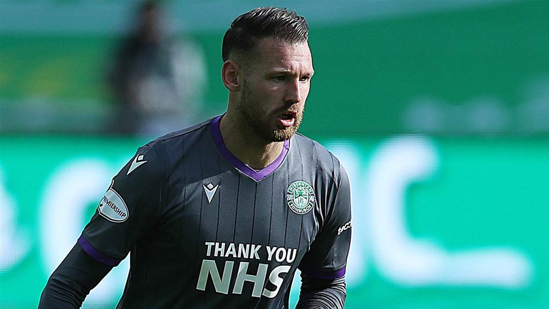 Socceroo Boyle is Hibs' match-winner again despite penalty miss