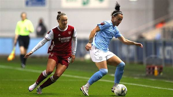 Matildas trio narrowly miss date with Raso in FA Cup final