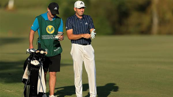 Winner's Bag: Sergio Garcia – Sanderson Farms Championship