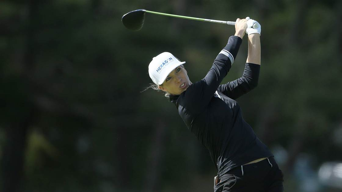 Morri: Reid's win shows just how hard golf is