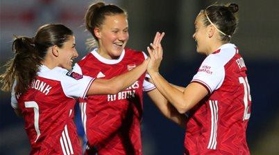 Matildas on target in Women's League Cup