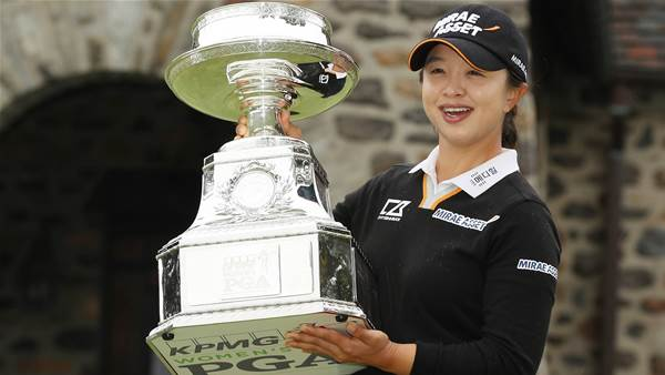 Sei Young Kim triumphs at Women's PGA