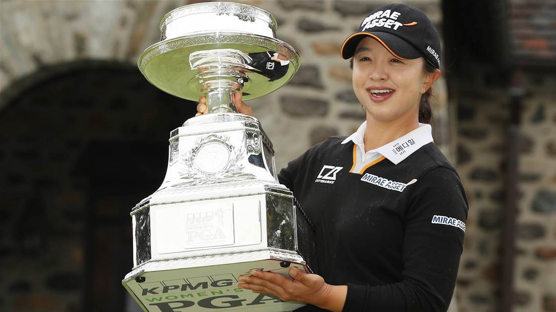 Sei Young Kim triumphs at Women's PGA