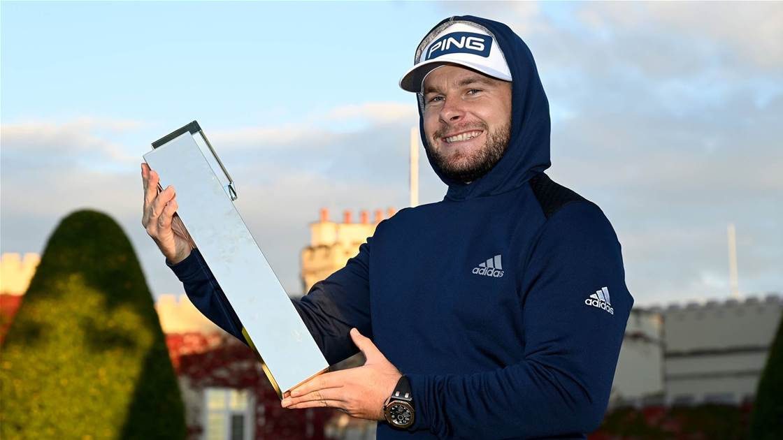 Hatton completes career goal at BMW PGA