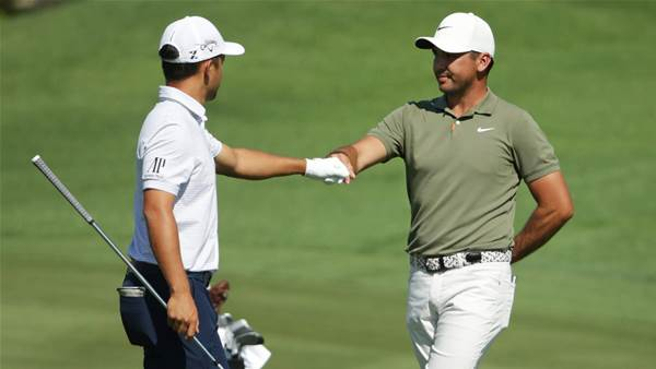Day withdraws from final round of CJ Cup