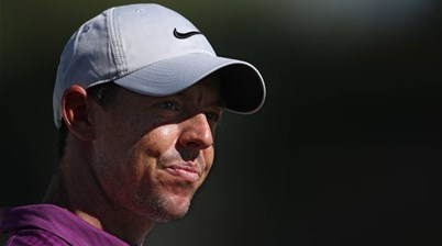 McIlroy OK with return of fans